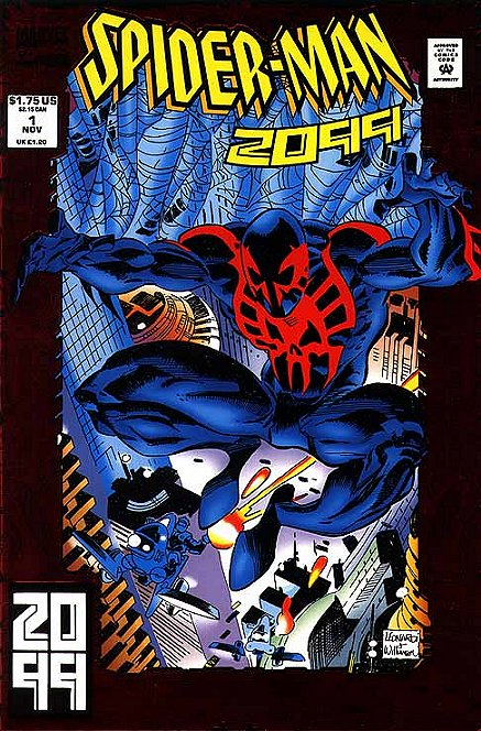 i ve got issues spider man 2099 002 you re a monster